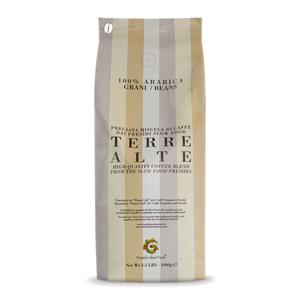 Vergano Terre Alta Coffee Beans 1kg