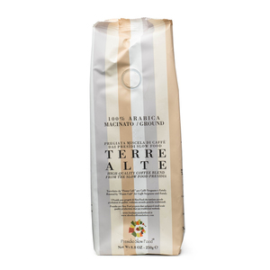 Vergano Terre Alta Grinded Coffee 250g