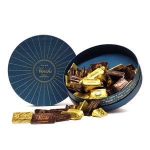 Assorted Chocolates Round Blue Box 476g