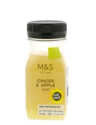 Ginger & Apple Shot 100g