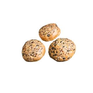 Burger Bun Multi Seeds 3pcs