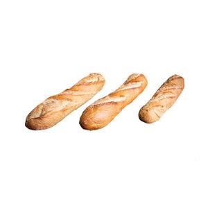 Baguette Sandwich Plain 3pcs