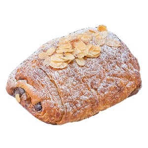 Choco Almond Croissant 1pc