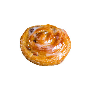 Raisin bun 1pc