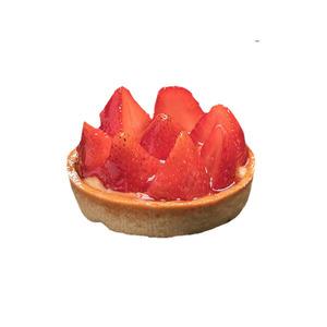 Strawberry Tart 1pc