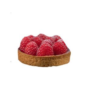 Raspberry Tart 1pc