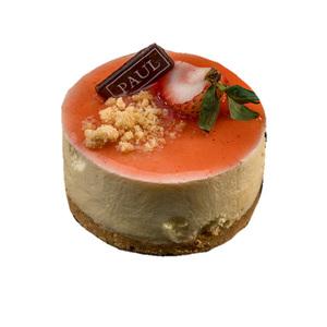 Strawberry Cheese Cake 1pc