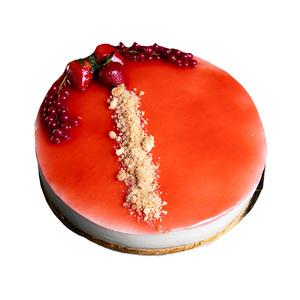 Cheesecake Strawberry 28cm