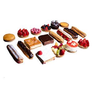 Desserts 18pcs