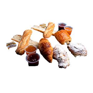 Parisian Breakfast 2 serves