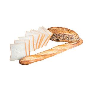 Bread Promo 3pcs