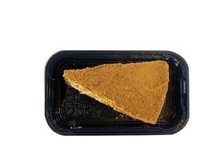 Coffee Honey Cake Slice 1s