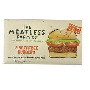 Meat Free Burger 227g - 2s