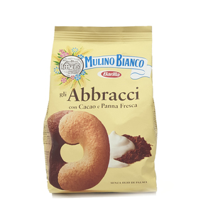 Mulino Bianco Abbracci Biscuits 350g