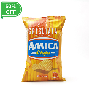 Amica Grilled Potato Chips 50g