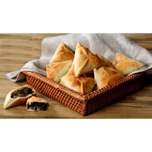 Spinach Fatayer Frozen 24pc