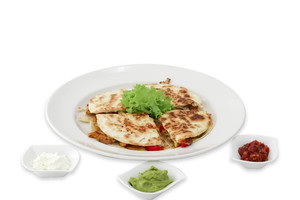 Olio's Chicken Quesadillas 1s