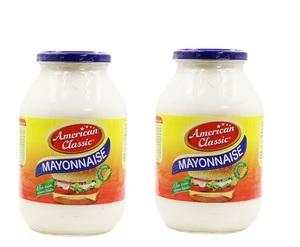 American Classic Mayonnaise 2x907g