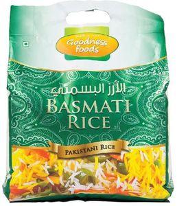 Goodness Basmati Rice Pakistan 5kg