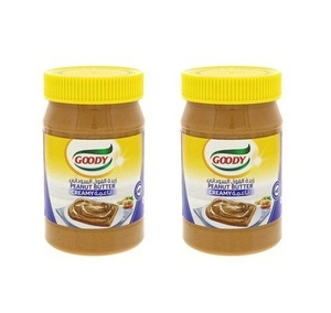 Goody Creamy Peanut Butter 2x510g