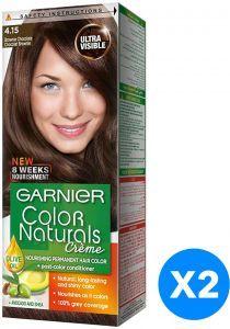Garnier Color Naturals 4.15 2pc