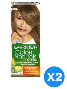 Garnier Color Naturals 6.1 2pc