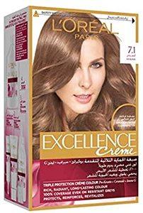 L'Oreal Excellence Cream 7.1 50ml