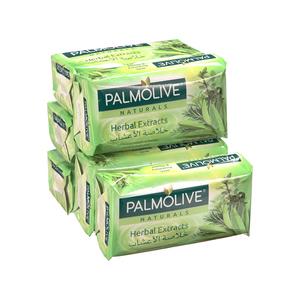 Palmolive Natural Soap Herbal 6x170g