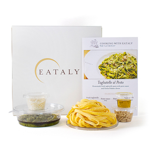 Tagliatelle Al Pesto Meal Kit (Serves 1) 1kit