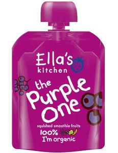 Ellas Kitchen The Purple One Smoothie 90g