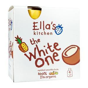 Ellas The White One Smoothie 4x90g