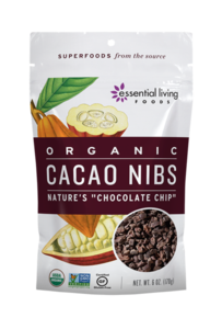 Essential Living Foods Cacao Nibs Org 170g