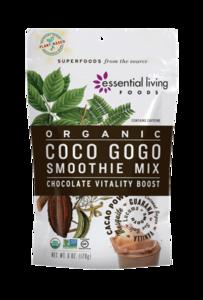 Essential Living Foods Coco Gogo Smoothie Mix 170g