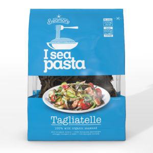 I Sea Pasta Seaweed Tagliatele 100g