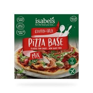 Isabels G/F Pizza Mix 300g