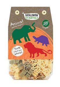 Little Pasta Animals Shape 250g