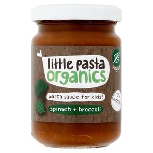 Little Pasta Broccoli Spinach Sauce 130g