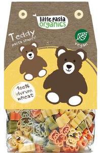 Little Pasta Teddy Bear Shapes 250g