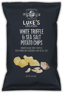Lukes Organic Potato Chips Truffles 113g