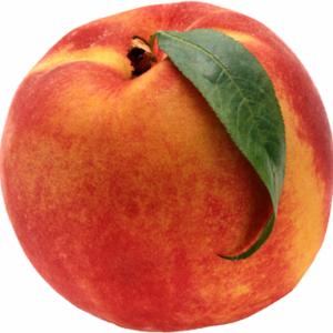 Organic Peach 500grams