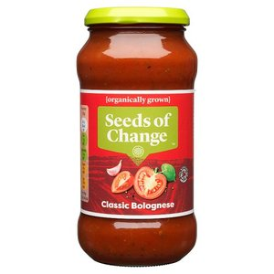 Seeds Of Change Bolognese 500g