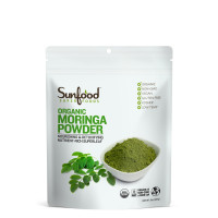 Sunfood Organic Moringa Powder 227g