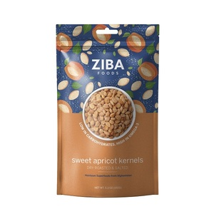 Ziba Dry Roasted & Salted Sweet Apricot Kernels 150g