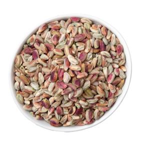 Ziba Dry Roasted & Salted Baby Pistachio Kernels 1kg