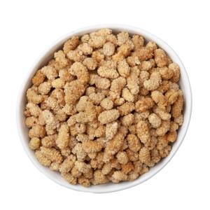 Ziba Dried White Mulberries 1kg