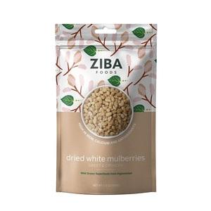 Ziba Dried White Mulberries 150g