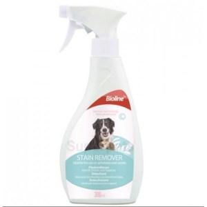 Bioline Stain Remover Spray Dog & Cat 300ml