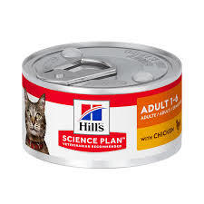 Hills Science Plan Adult Cat With Chicken 1pack