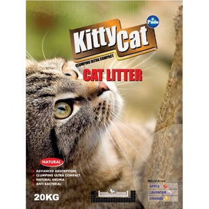 Kitty Cat Round Cat Litter 20kg