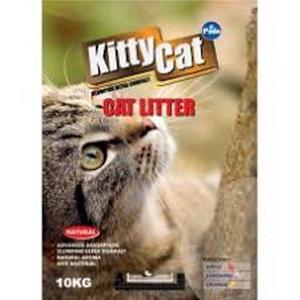 Kitty Cat Round Cat Litter 10kg